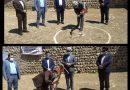 هم اکنون/ کلنگ مدرسه ۵کلاسه خیرساز روستای قره دیو