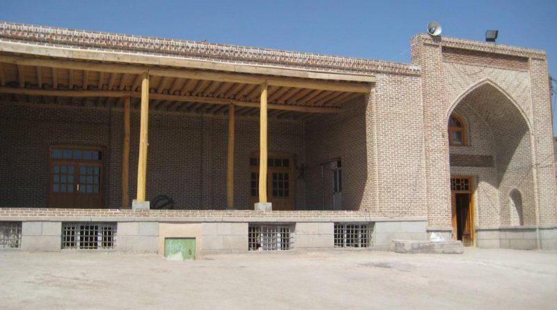 مسجد جامع هشترود